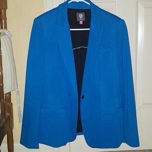 NWOT Vince Camuto Blue Blazer Size 10
